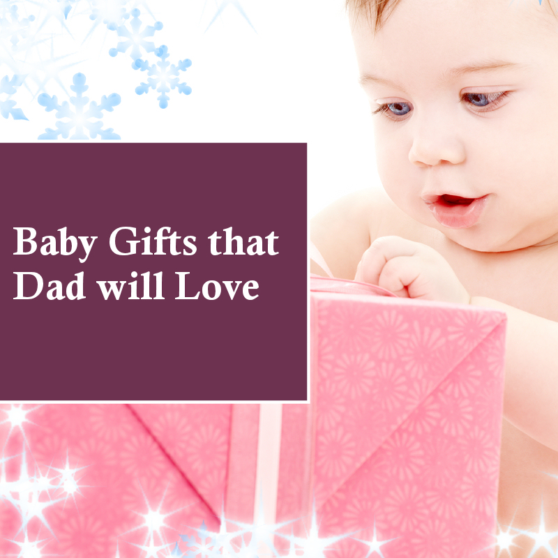 baby bifts that Dad will love Not Another Baby Shop