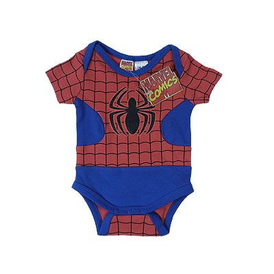 Baby Spiderman Bodysuit/Costume