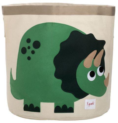 3 Sprouts - Storage Bin - Dino