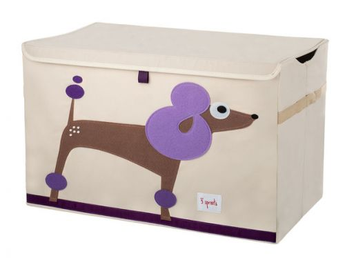 3 Sprouts - Toy Chest - Poodle