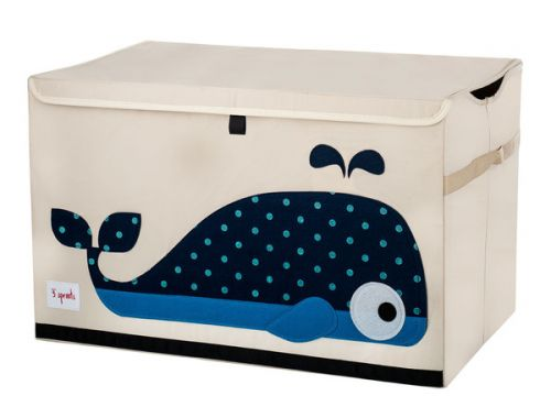 3 Sprouts - Toy Chest - Whale