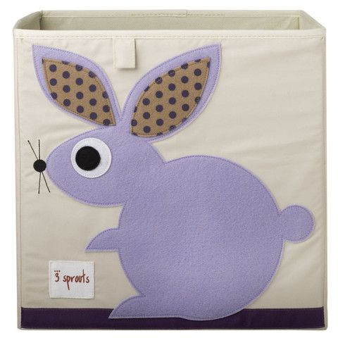 3 Sprouts - Storage Box - Rabbit