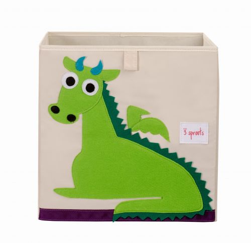 3 Sprouts - Storage Box - Dragon