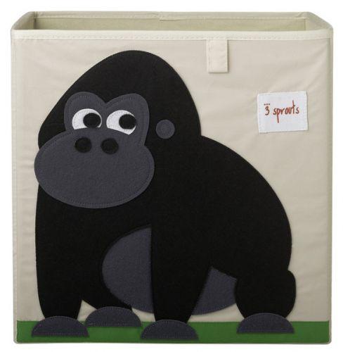 3 Sprouts - Storage Box - Gorilla