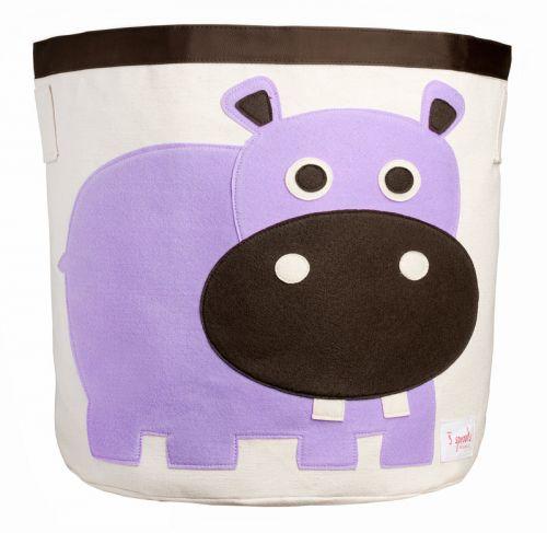 3 Sprouts - Storage Bin - Hippo