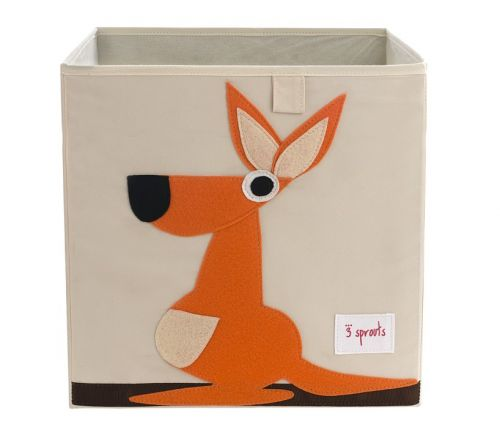 3 Sprouts - Storage Box - Kangaroo