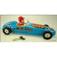 Tin Racing Car