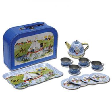 Tea Set - Sailboat Design