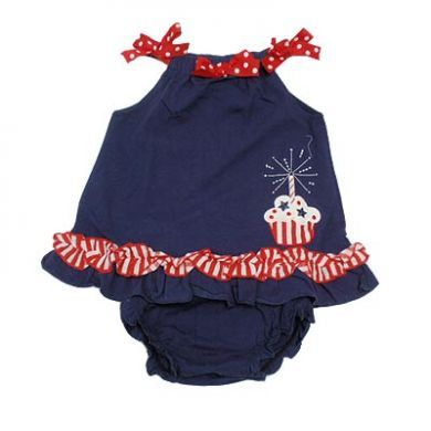 Cupcake Top and Nappy Cover Set (only 3 & 9 mths left)