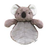OB Designs Kobe Koala  Baby Comforter   - Earth Brown