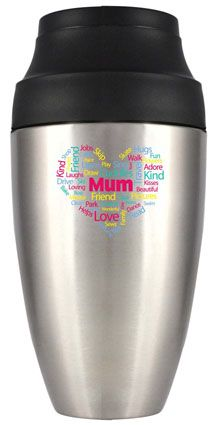 Cheeki Limited Edition Mum Stainless Travel  Mug