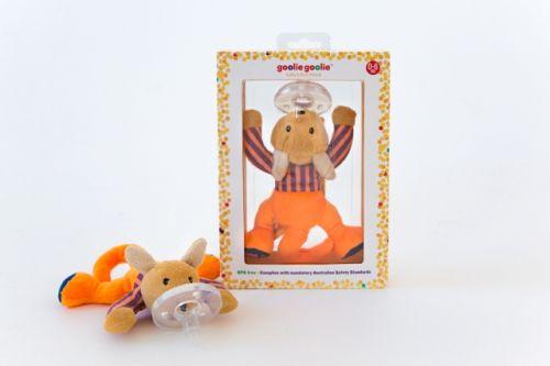 Goolie Goolie -Rusty the Kangaroo - Dummy & Comforter