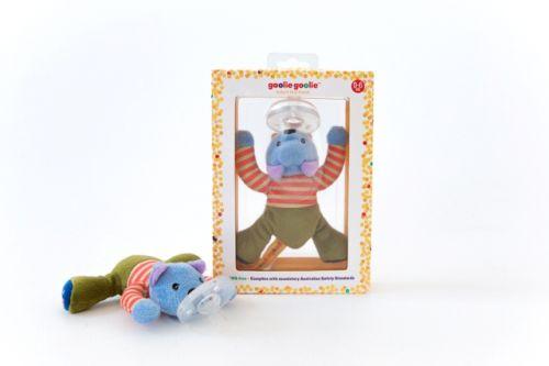 Goolie Goolie - Bluey the Wombat - Dummy & Comforter