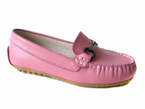 SKEANIE Loafers -KIDS-Pink - sizes 27 and up