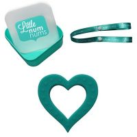 Little Num Nums - Teether - Heart of Hearts Gift Pack - Peppermint