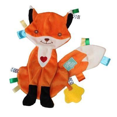 Felix the Fox Taggie Comforter