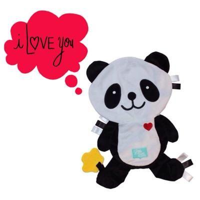 PoPo Panda Taggie Comforter