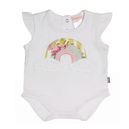 Love Henry Elka Rainbow Romper  (Sizes 000 to 1)