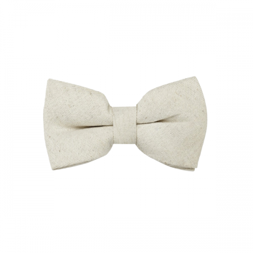 Love Henry Boys Little Man Bow Tie Linen