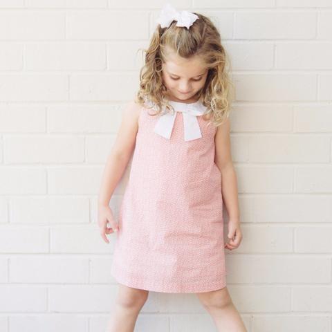 Love Henry Stella Dress - Elka Coral