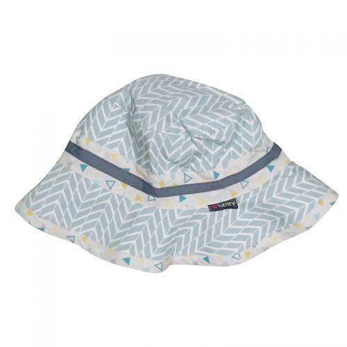 Love Henry Tribal Aqua Print - Baby Hat