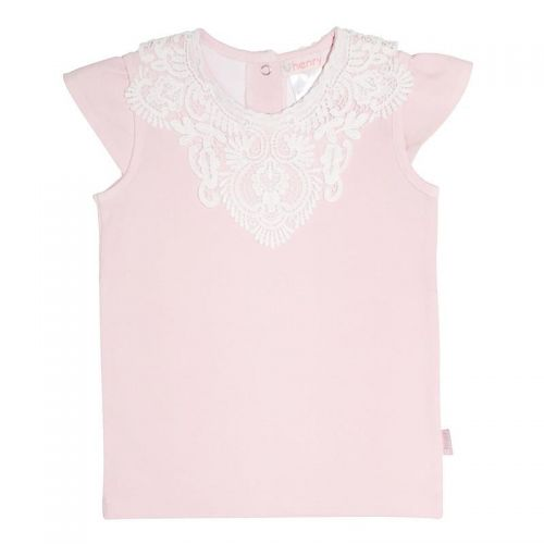Love Henry Violet Lace Top Pink (Size 00 to 2)