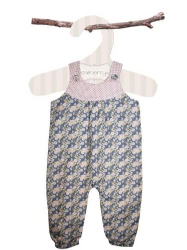 Love Henry Grace Vintage Dungaree - Overall Look (sizes 0 -9mths)