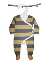 Love Henry Hudson Ted Rugby Footed Onsie