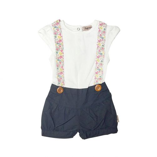 Love Henry Daisy Lola Playsuit (Sizes 000 to 1)