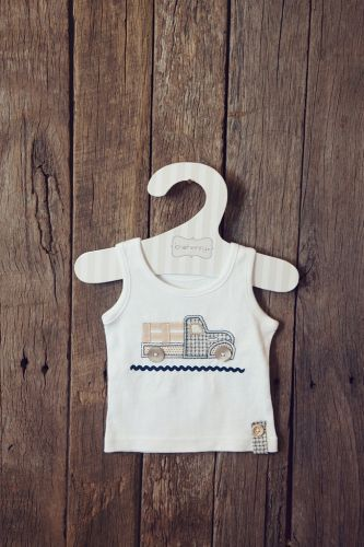 Love Henry Marty Truck Top (Sizes 00 & 3 only)