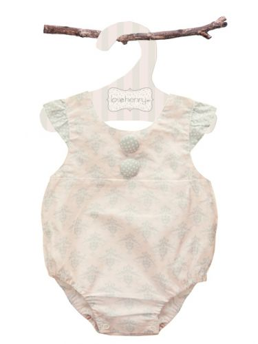 Love Henry ELSIE Olivia Playsuit  (Sizes 000 to 2)