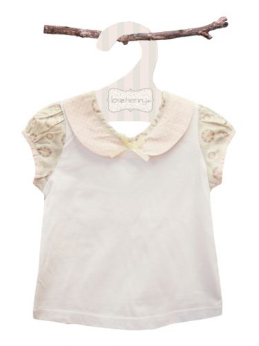 Love Henry Evie Collared Top (Sizes 0 to 4)