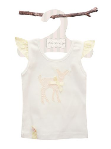Love Henry Evie Fawn Top (Sizes 0 to 4)