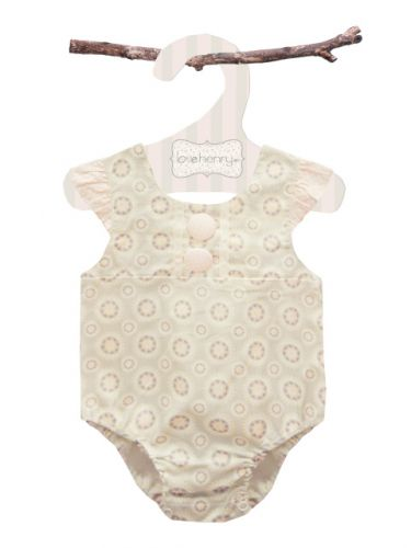 Love Henry Evie Olivia Playsuit  (Sizes 0 to 2)