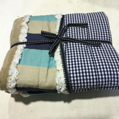 Love Henry Austin Cot Blanket