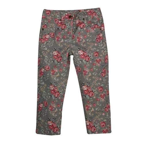 Love Henry Emma Floral Jeans (Last Size Left 6)