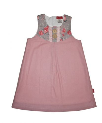 Love Henry Emma Pinafore Dress