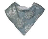 Love Henry Ruby Dribble Bib - Damask