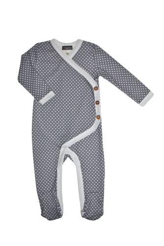 Love Henry Winter Onesie - Benjamin Retro