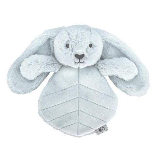 OB Designs Baxter Bunny  Comforter - Light Blue