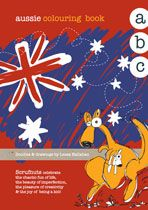 Aussie ABC Deluxe Book