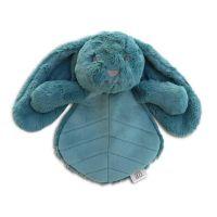 OB Designs Banjo Bunny Comforter - Deep Aqua Blue