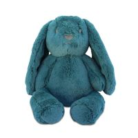 OB Designs Big Hugs Banjo Bunny - Deep Aqua Blue