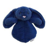 OB Designs Bobby Bunny  Comforter - Navy