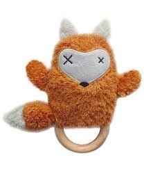 Frank Fox Dingaring Teething Toy Rattle