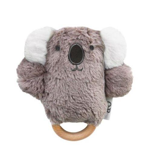 Kobe Koala Dingaring Teething Toy Rattle