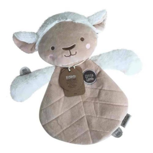 OB Designs Lee Lamb  - Baby Comforter - Retired