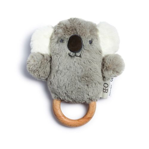 Kelly Koala Dingaring Teething Toy Rattle (2 colour options)