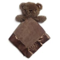 OB Designs Bubba Bear Blankie - Baby Comforter - Last Ones Left