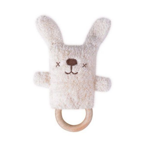 Bonnie Bunny Dingaring Teething Toy Rattle